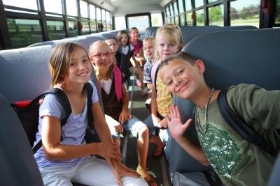 Правила поведения детей в транспорте