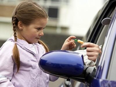 Правила поведения детей с посторонним человеком