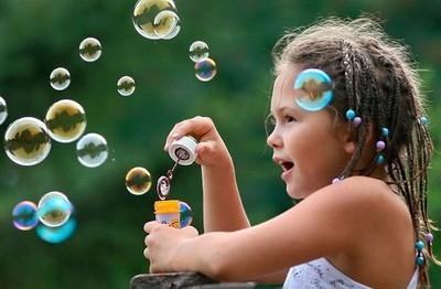 Правила поведения при экспериментировании с мыльными растворами