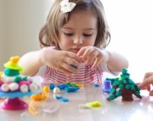 Правила для детей при работе с мелкими деталями