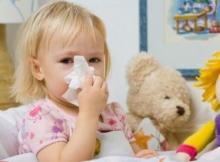 Профилактика воспитанников ДОУ при гриппе